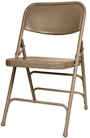 beige metal folding chairs wholesale cheap india with padded seats chair cover ideas