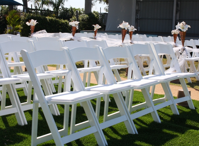 Michigan White Wood Folding Chairs-Cheap prices wood chairs,