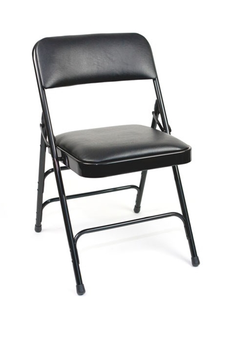 CheapVinyl l Folding Chairs Free Shipping Padded discount