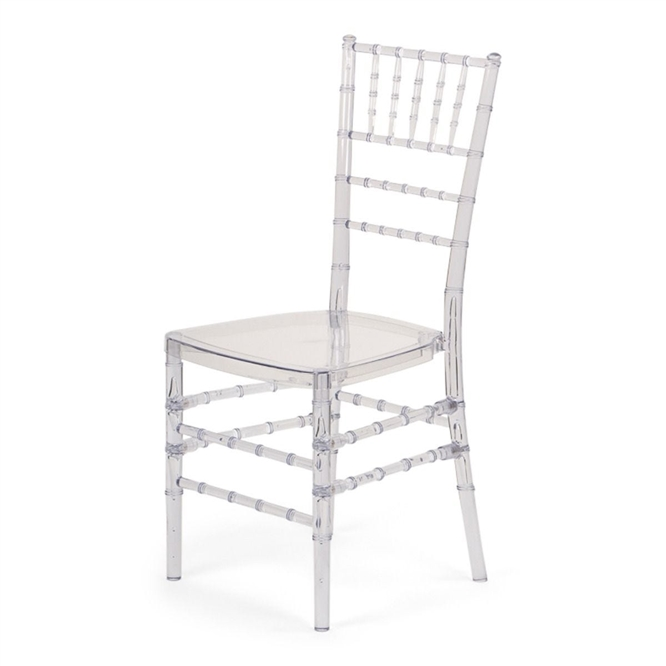 Discount Clear Ice Chivari Chairs, Resin Cheap Chiavari Chivari Chairs,  Stacking Resin Chiavari Chair