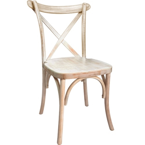 X Back LimeWash Chair   Free Cushion   Free Shipping