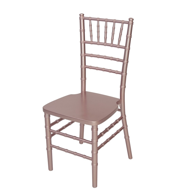 Cheap Wooden Chairs For Sale: FREE SHIPPING ROSE GOLD Chiavari Wood Chairs, Gold Cheap