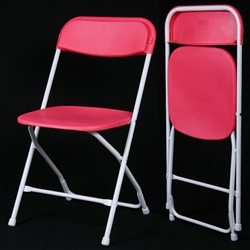Red Plastic Folding Chair Cheap Plastic Folding Chairs